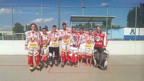 Red Dragons Altenberg sichern sich den Austrian Cup