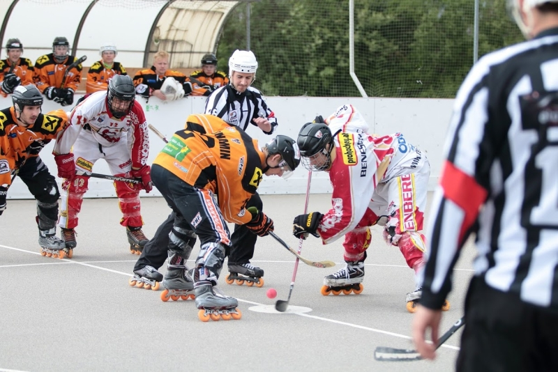 Red Dragons Altenberg überraschen Meister Tigers Stegersbach