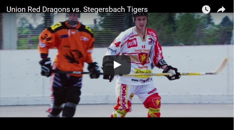 Hier geht es zum Video Red Dragons Altenberg vs. Tigers Stegersbach